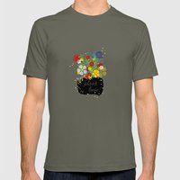Plant Love! Mens Fitted Tee Lieutenant SMALL