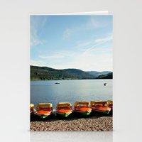Bavarian Lake Stationery Cards