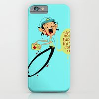 Save Your Blood For The … iPhone 6 Slim Case