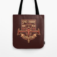Just a Humble Bounty Hunter Tote Bag