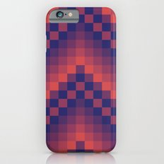 Pixelated Chevron iPhone 6 Slim Case