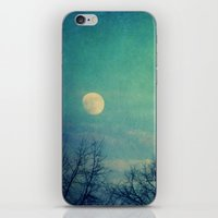 Ice Moon iPhone & iPod Skin