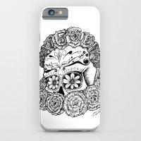 Katrina (white version) iPhone 6 Slim Case