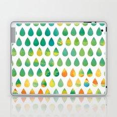 Monsoon Rain Laptop & iPad Skin