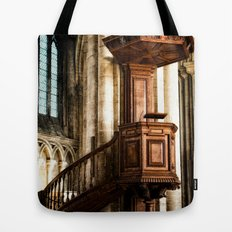 The Pulpit Tote Bag