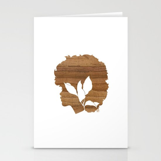 Naturally Stationery Card