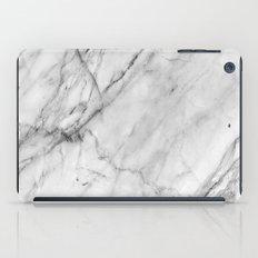Carrara Marble iPad Case