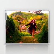 Bilbo's Adventure Begins - Painting Style Laptop & iPad Skin
