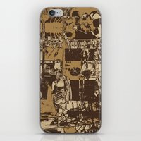 One Sunday Afternoon iPhone & iPod Skin