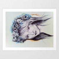 ✿✿✿✿ Art Print