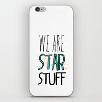 Star Stuff iPhone & iPod Skin