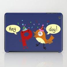 Happy Birthday!  iPad Case
