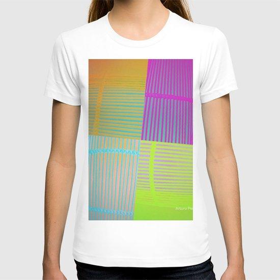 Di-simetrías Color T-shirt