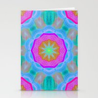 WOWPOWER Mandala Stationery Cards