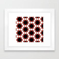 Vleminck Pattern Framed Art Print