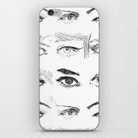Many Eyes iPhone & iPod Skin