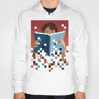 Print To Pixels Hoody