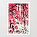 Spring Mix Art Print