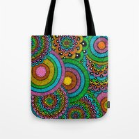 Heart Time Tote Bag