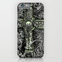 iPhone & iPod Case featuring Embrace by PsychoBudgie