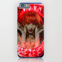 iPhone Cases featuring Did I build this ship to wreck?  by Crayle Vanest