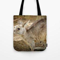 Razzie Kangaroo Tote Bag