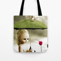 Eve's Umbrella Tote Bag