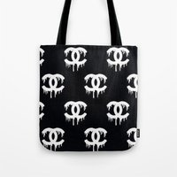 CC BLACK Tote Bag