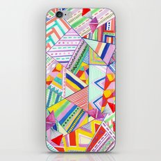 CIRCUS -C A N D Y- POP iPhone & iPod Skin