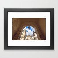 Passage Verite - Paris, France Framed Art Print