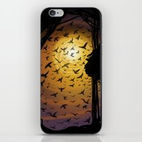Flock Together iPhone & iPod Skin