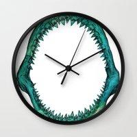 Braces Wall Clock