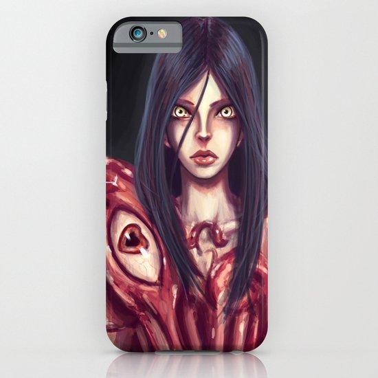Flesh Maiden iPhone & iPod Case