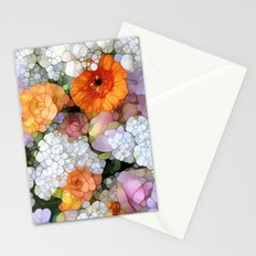 Joy is not in Things, it is in Us! Stationery Cards