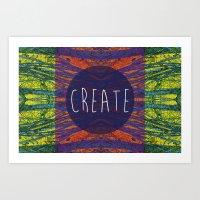 Create Art Print