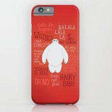 Hello, I'm Baymax Slim Case iPhone 6s