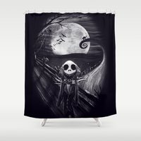 The Scream Before Christ… Shower Curtain