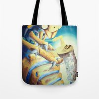 Threat Eliminated Tote Bag