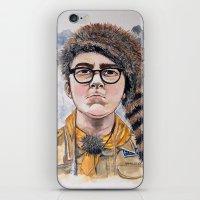 Sam S iPhone & iPod Skin