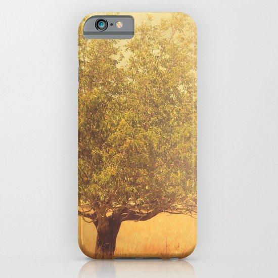tree photograph. Solitude.  iPhone & iPod Case
