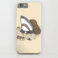The Mullet Shark iPhone 6 Slim Case