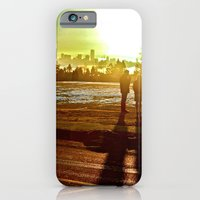 iPhone & iPod Case featuring A Mix Of Sun And Snow by klark