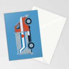 Optimus Van Stationery Cards