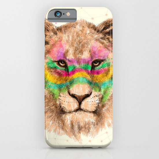 Lioness II iPhone & iPod Case