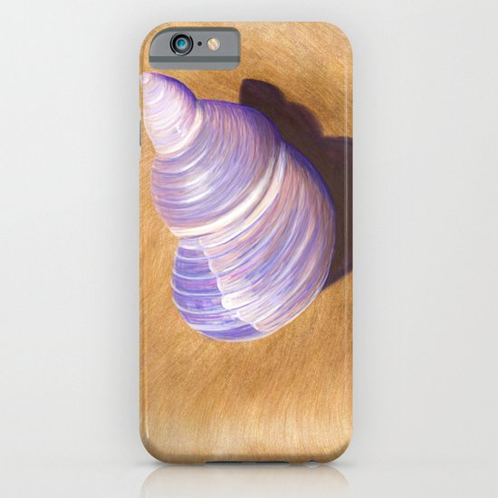 Seashell - Painting iPhone & iPod Case