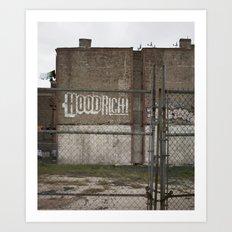 Future Home of the Brooklyn Nets Art Print