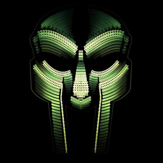 MF Doom - Vomit [3:33 Mix] Promo  Art Print