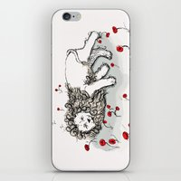 Cowardly Lion iPhone & iPod Skin