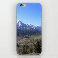 Sonora Pass iPhone & iPod Skin