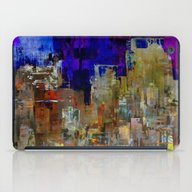 Let's Keep Smiling iPad Case